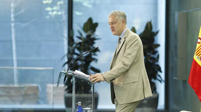 Simon Manley, embajador británico en España