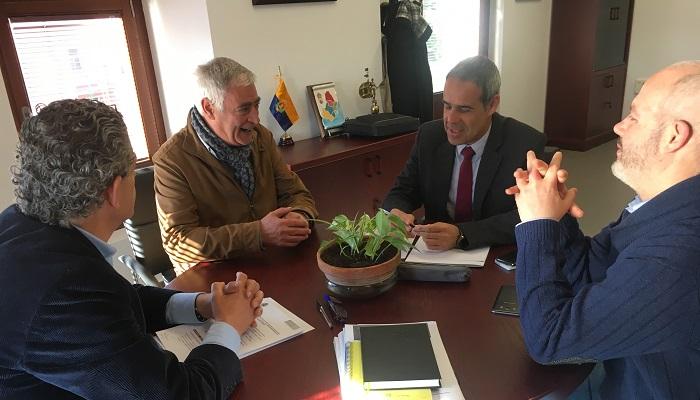 El subdelegado valora de manera muy positiva el plan de seguridad para el Campo de Gibraltar
