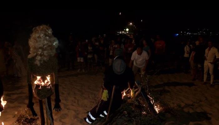 El Ayuntamiento de Algeciras recuerda la suspensión de la Noche de San Juan