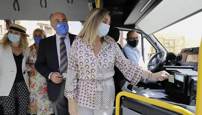 El transporte urbano de Algeciras se une al Consorcio del Campo de Gibraltar