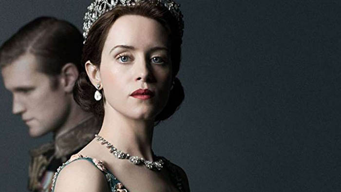 Imagen promocional de la serie The Crown, de Netflix