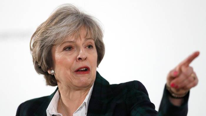 Theresa May ha señalado la fecha y hora del Brexit
