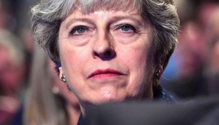 Theresa May tiene a su Gobierno dividido por el Brexit
