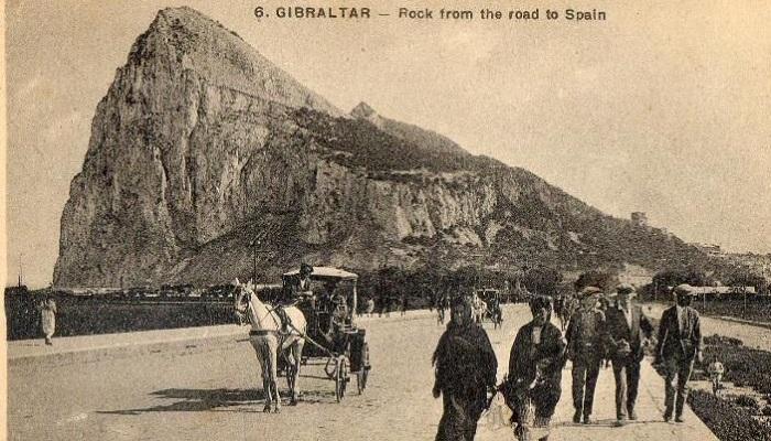 Gibraltar quiere que se repare la carretera de La Línea