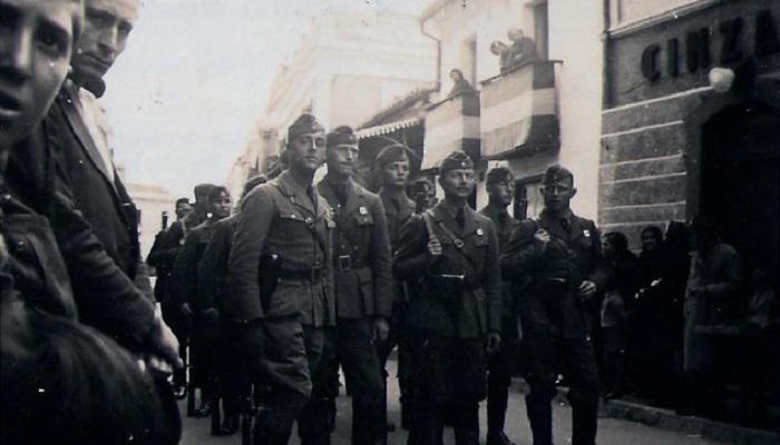 Nazis en el Campo de Gibraltar: los instructores de la Legión Cóndor