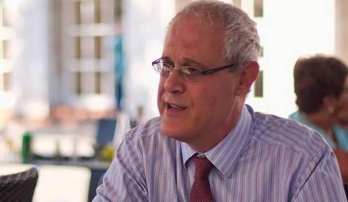 Trevor Hammond, en imagen de archivo