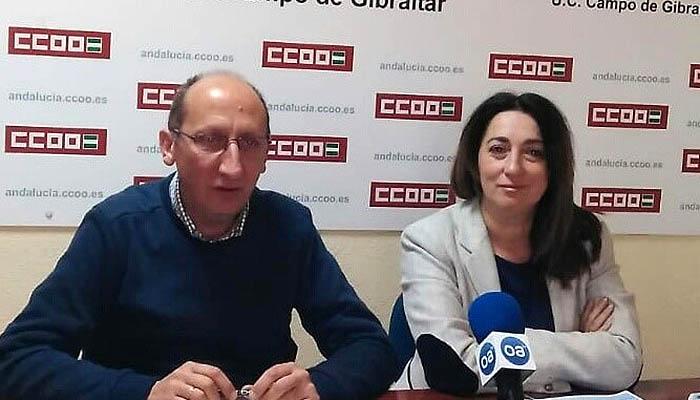 Manuel Triano en rueda de prensa