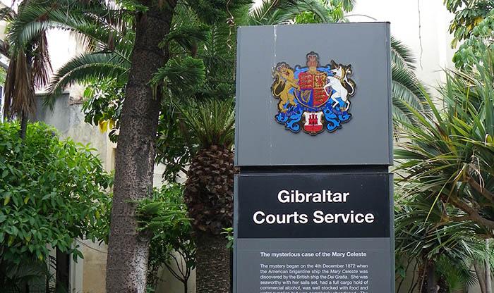 El ciudadano ha sido multado por la justicia de Gibraltar