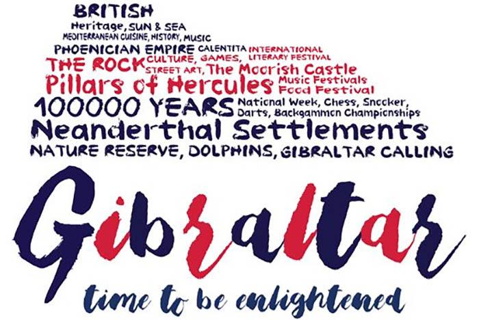 Campaña de promoción turística de Gibraltar