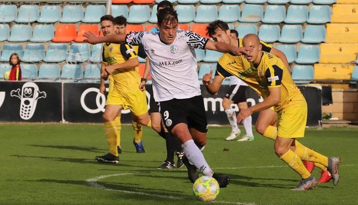 El Algeciras firma al punta Edu Ubis