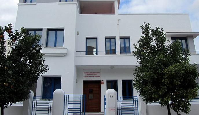 Sede de la Universidad Internacional Menéndez Pelayo en La Línea
