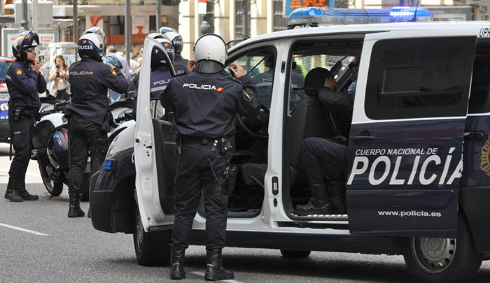 Unidad de Prevención y Reacción (UPR) de la Policía Nacional
