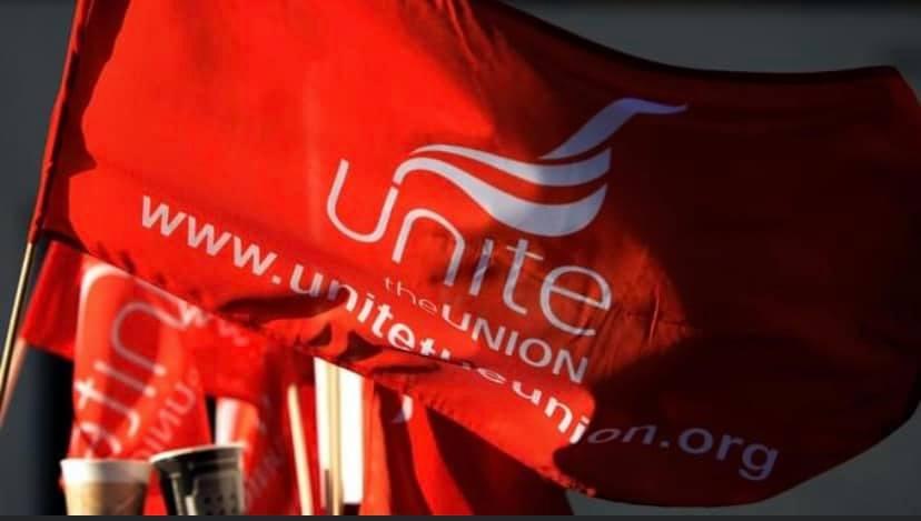 El sindicato de trabajadores en Gibraltar es uno de los que asiste a la reunión. Foto Fcbk.