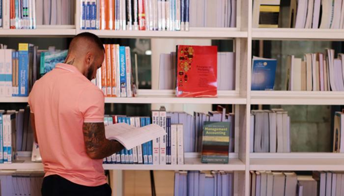 Imagen de archivo de la universidad.