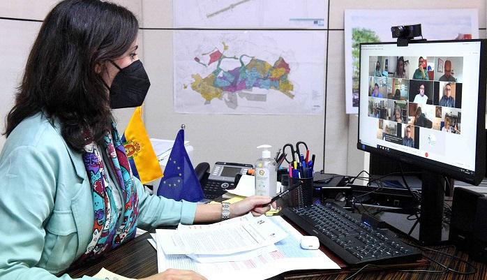 Urbanismo prohíbe la instalación de una planta fotovoltaica en Marchenilla