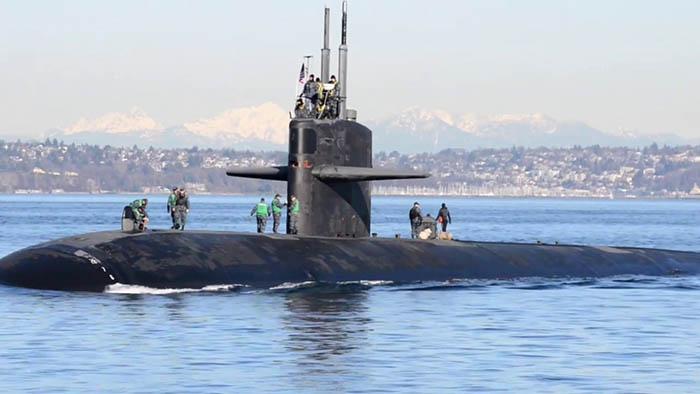 El USS Olympia en una imagen de archivo