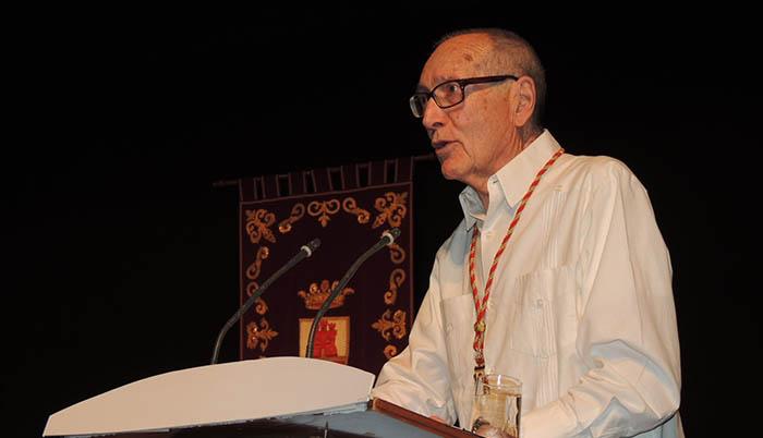 El artista sanroqueño Andrés Vázquez de Sola
