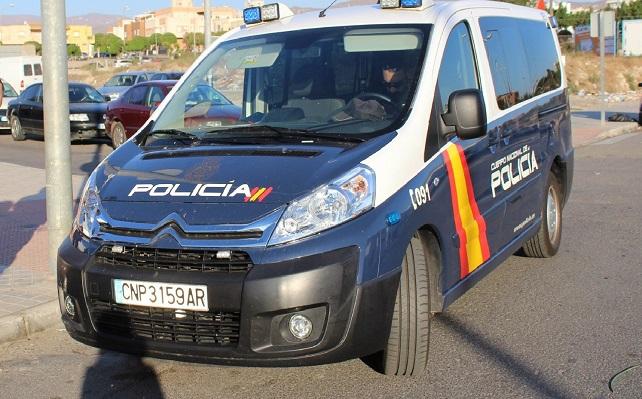 La Policía Nacional localizó a la ahora detenida en Sotogrande