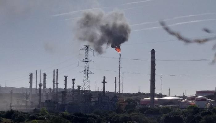 Verdemar señala que las industrias pesadas siguen contaminando la comarca