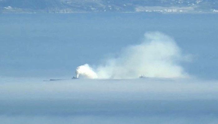 Los ecologistas de Verdemar piden mayor control de las emisiones a la atmósfera de los buques