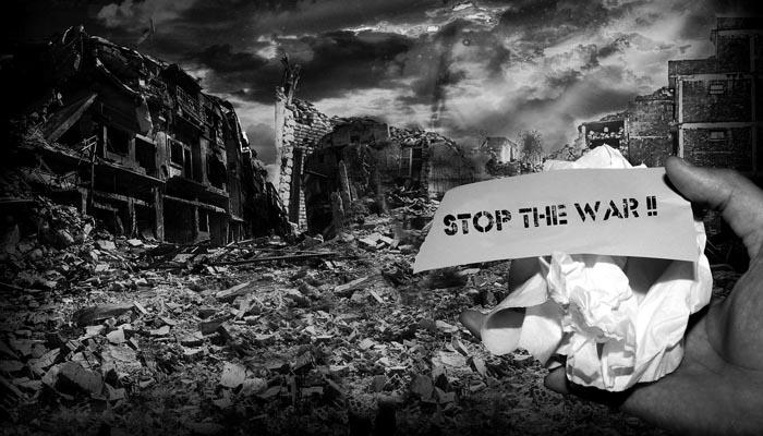 Verdemar pide el fin de las guerras en el mundo