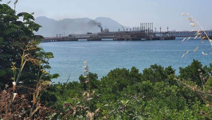 Los ecologistas de Verdemar vuelven a denunciar un episodio de contaminación