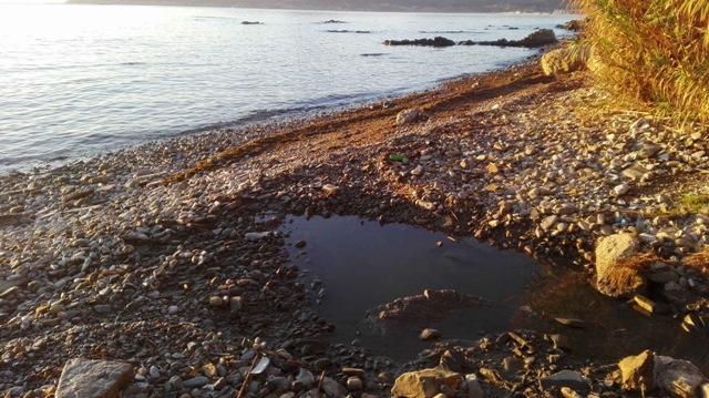 Imagen tomada por Verdemar de los residuos fecales en San García