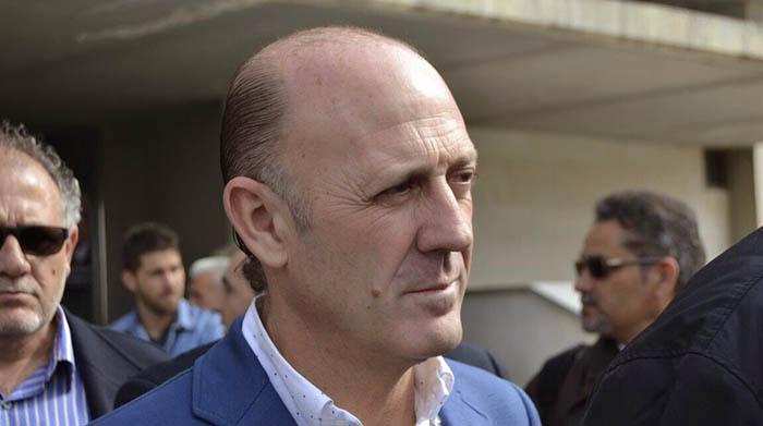 El andalucista Ángel Villar