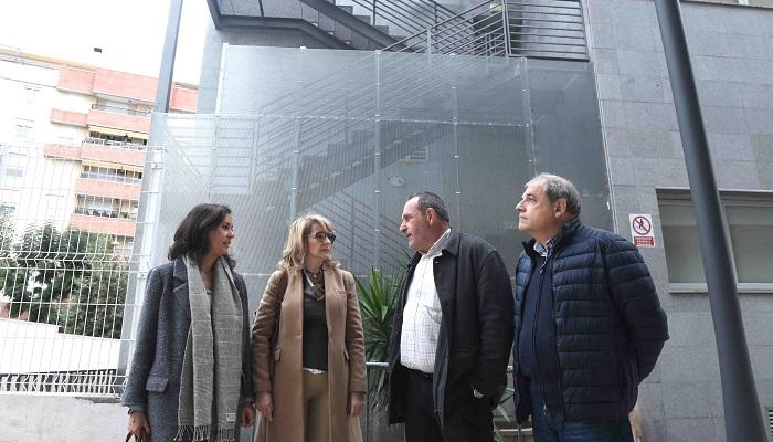 El Ayuntamiento ejecuta obras de mejora en el Centro Documental