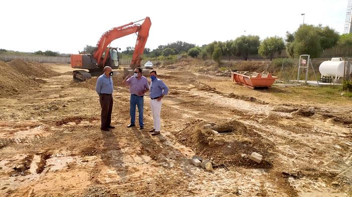 El Algeciras podrá disponer de una nueva zona de césped natural en La Menacha