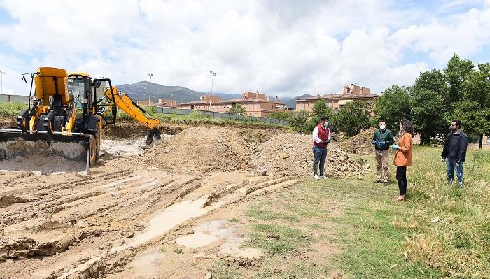 Las instalaciones deportivas de La Yesera contarán con un nuevo cerramiento