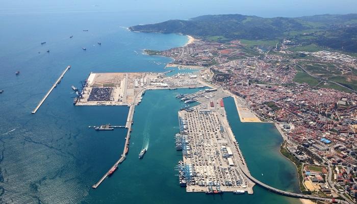 El Puerto de Algeciras registra 55'7 millones de toneladas en el primer semestre