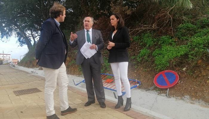 La avenida Vistamar solventa sus problemas en la red de recogida de pluviales