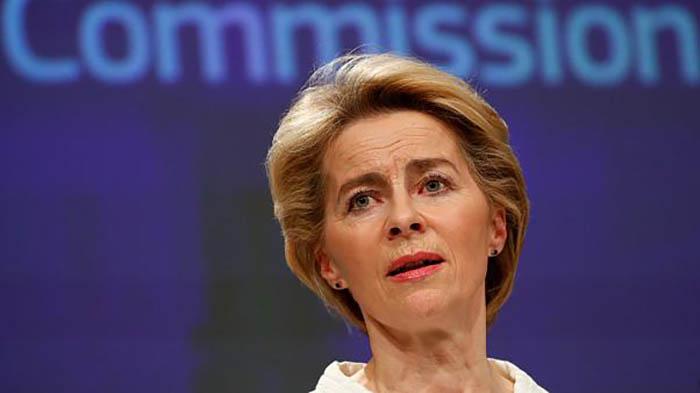 Von der Leyen, presidenta de la Comisión Europea