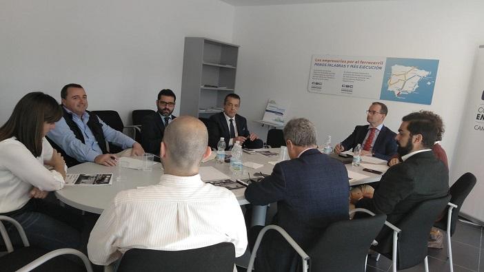 Instantánea de la última reunión del Consejo del Campo de Gibraltar