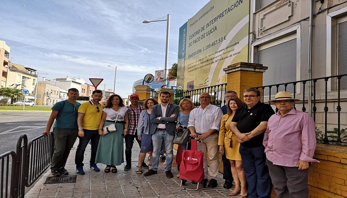 El PSOE de Algeciras presenta sus propuestas en cultura
