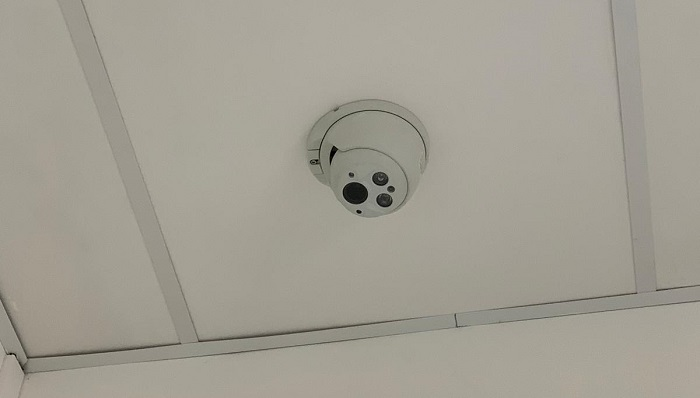 CSIF denuncia la instalación de una cámara en la sala de reuniones de Algesa