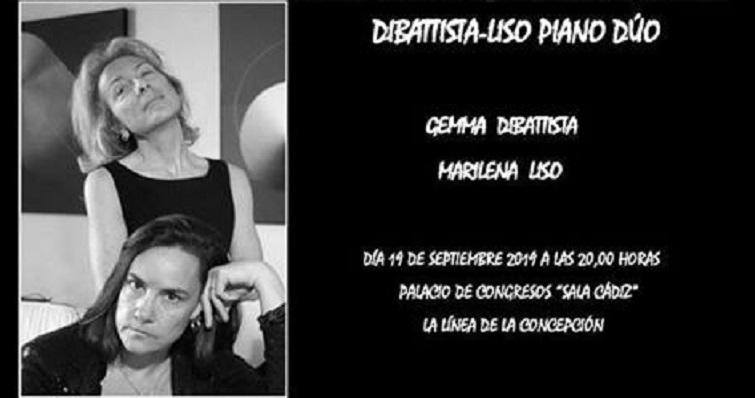 Cartel del evento que tendrá lugar en La Línea este jueves