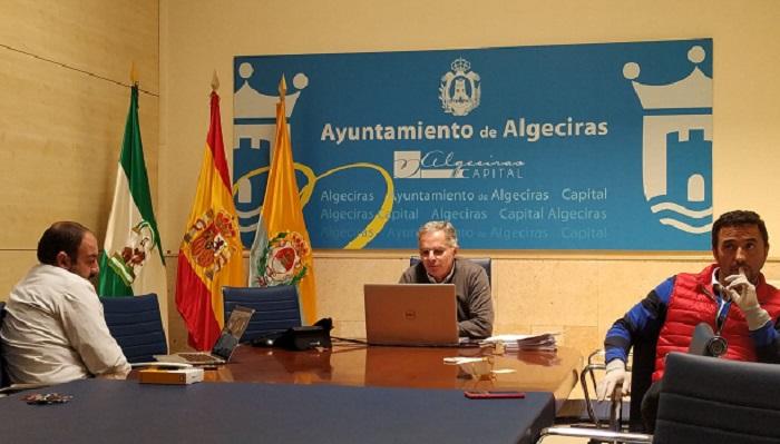 La Junta de Portavoces del Ayuntamiento se reúne de forma telemática