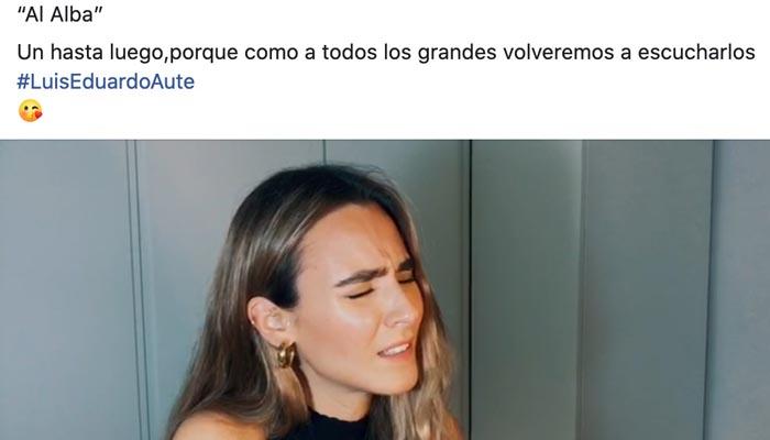 La cantante sanroqueña Verónica Rojas