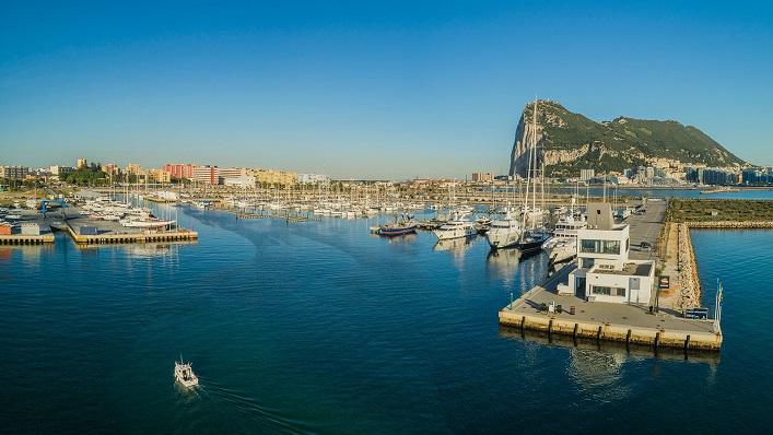 Una imagen del Puerto Deportivo de La Alcaidesa