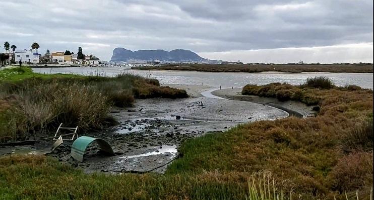 Una imagen reciente del Río Pícaro