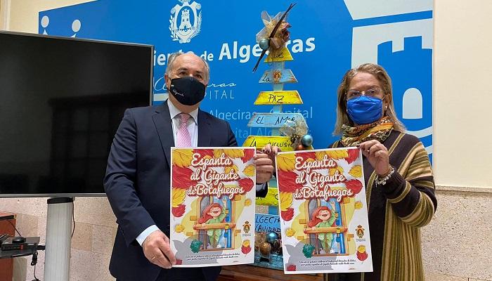 Landaluce invita a 'espantar al Gigante de Botafuegos desde casa'