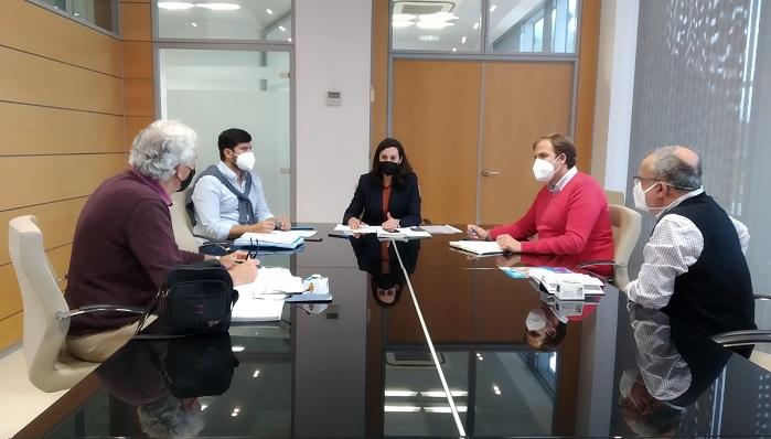 Urbanismo reasfaltará las calles Batel y Villa Blanca en Algeciras