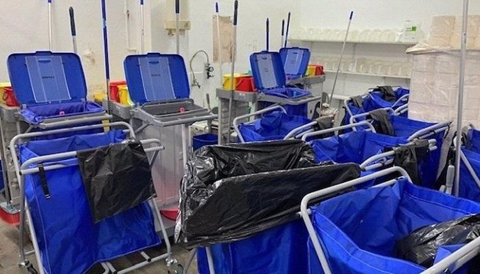 CGT exige personal completo de Limpieza en Salud en Algeciras