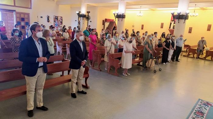 Ex alumnas y monjas de La Inmaculada, adiós en Algeciras
