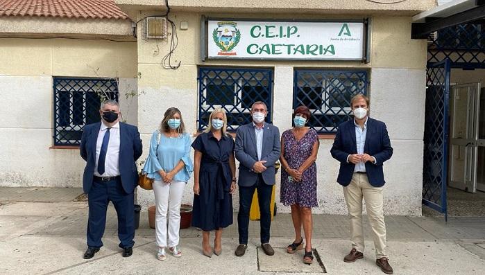 Educación invierte 1.200.000 euros en dos centros de Algeciras