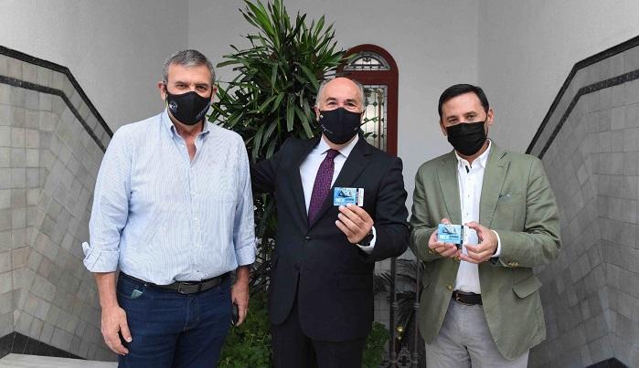 El equipo de Gobierno muestra su apoyo al BM Ciudad de Algeciras