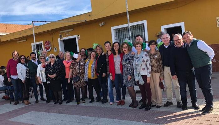 Las barriadas de Algeciras se vuelcan con el Día de Andalucía