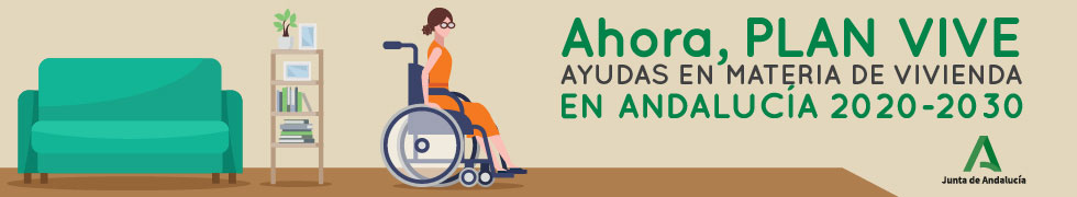 Junta de Andalucía- Plan vive - Viviendas